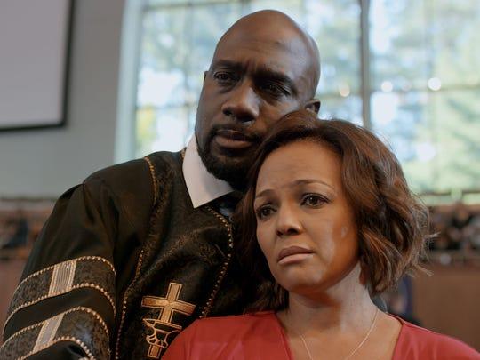 "Richard T. Jones and Kim Fields star in ""A Question"