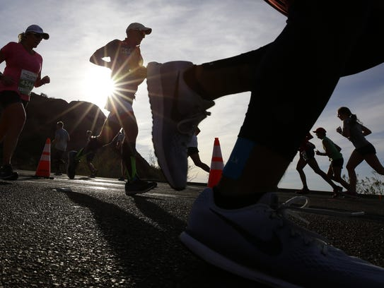 In the amateur world of endurance running, financial