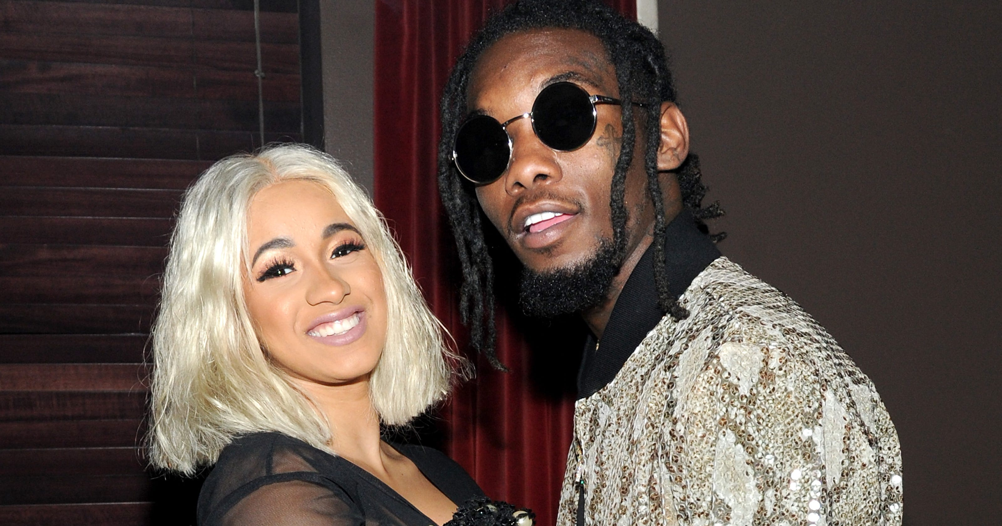 Cardi B S Fiancé Offset Loses 150k Chain After The Met Gala: 'Be Careful': Cardi B Addresses Her Fiance Offset's