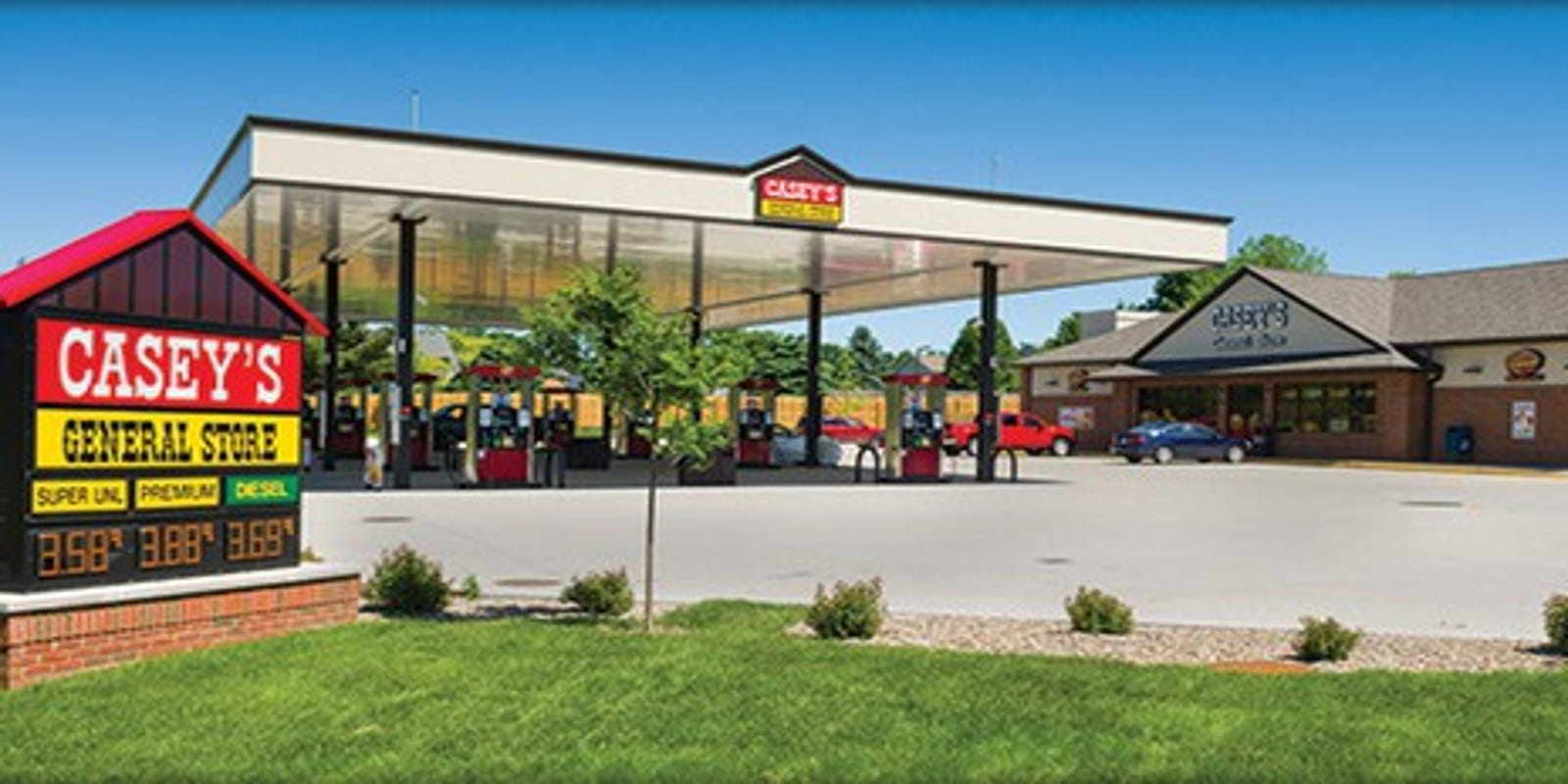 Casey'S Near Me >> Casey S Convenience Stores Expand In Wisconsin With Tri Par