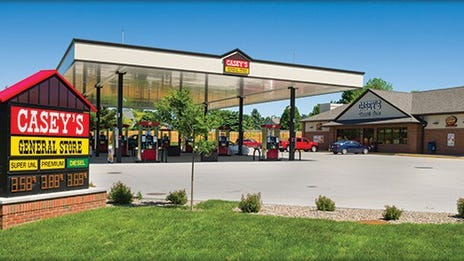 Casey's General Stores is expanding in Wisconsin with the purchase of the seven-location Tri-Par chain.