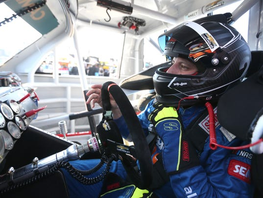 NASCAR Camping World Truck Series Lucas Oil 150 - Practice