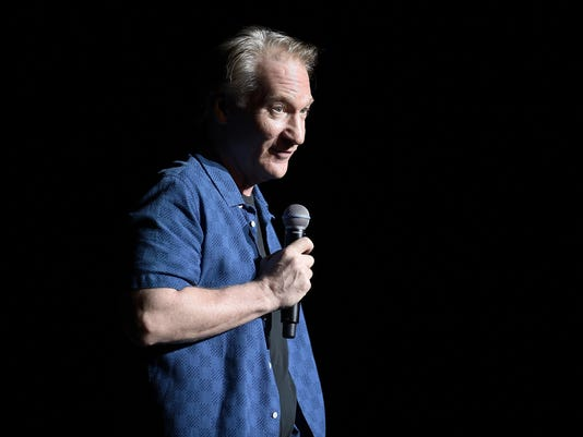 Bill Maher Performs During New York Comedy Festival