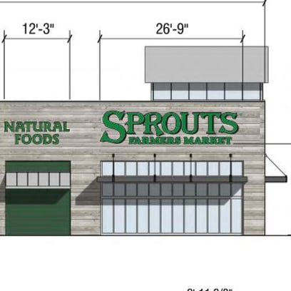Signs betray East Memphis Sprouts market