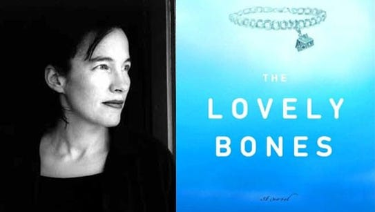 """The Lovely Bones"" by Alice Sebold."
