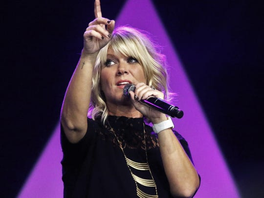 Natalie Grant was the guest artist for RIFA's 2017