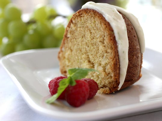 Test Kitchen recipe: Lime Coconut Sour Cream Bundt Cake