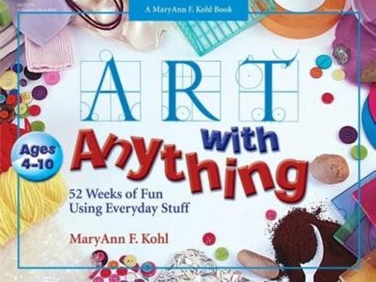 'Art with Anything'