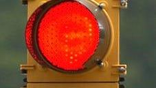 A stop light