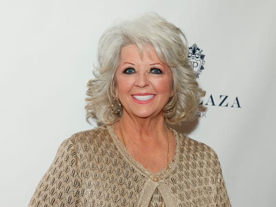 Paula Deen attends an event at The Plaza in New York