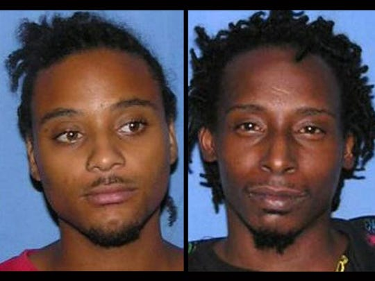 Sylvester Bracey and Arsenio Haynes, both of Mississippi, allegedly kidnapped Schanda Handley from her Lafayette home in August 2017, on the orders of her estranged husband. Bracey and Haynes drowned near Baton Rouge while trying to escape police.