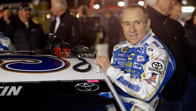 Mark Martin, born Jan. 9, 1959 in Batesville, Ark., is considered the best driver never to win a NASCAR championship after finishing as a championship runner-up five times.