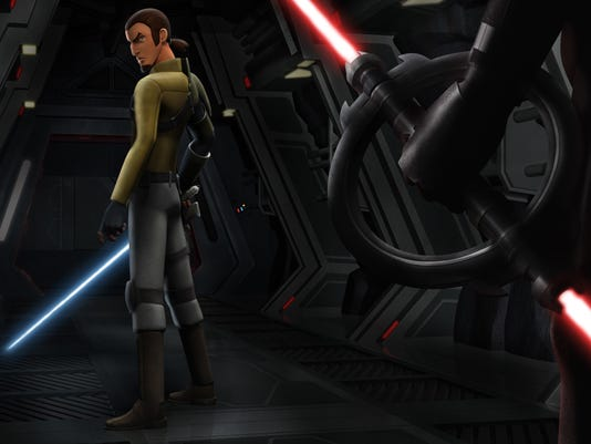 Star Wars Rebels still