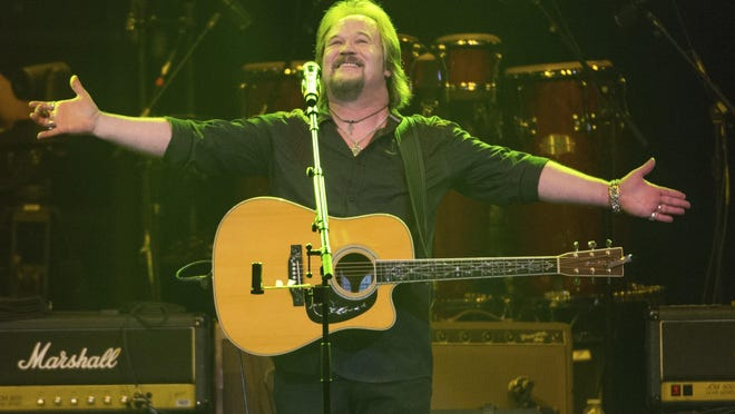 Travis Tritt is scheduled to perform Sept. 25 at the new amphitheater off Commerce Road.