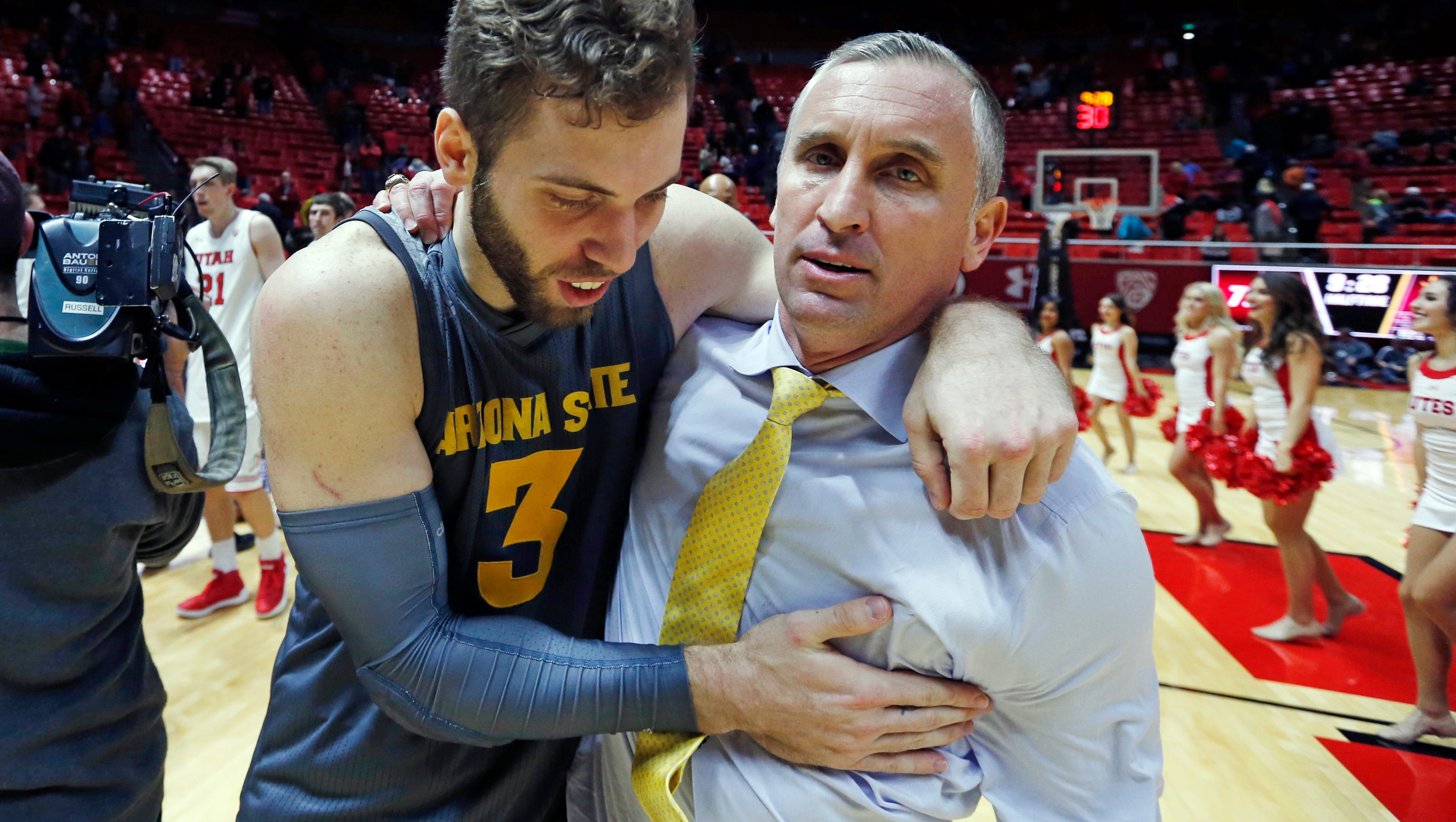 Bobby Hurley Contract Asu Basketball Coach Signs 5 Year Extension