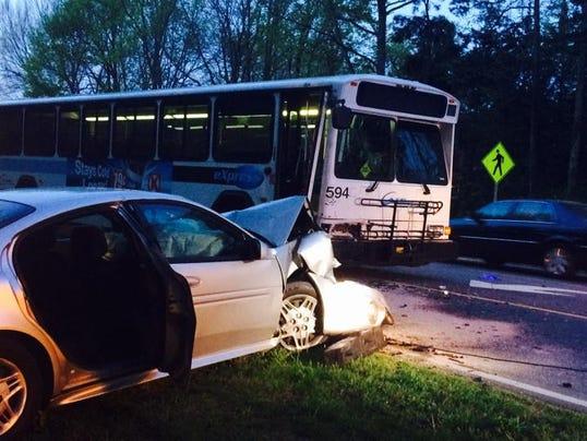 Car Accident Statesville Road