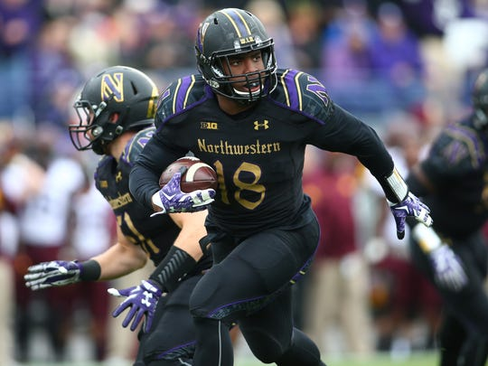 Northwestern linebacker Anthony Walker Jr. might be one of the most underrated players in the country. Keep an eye on No. 18 this season.