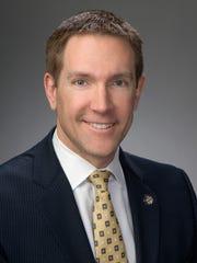 Rep. Jim Butler, R-Oakwood