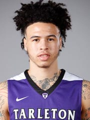 Ridell Camidge scored a game-high 15 points for Tarleton