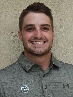 CSU golfer Jake Staiano son the Collindale Invitational.
