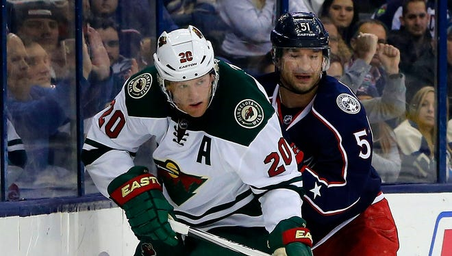 The Minnesota Wild and Columbus Blue Jackets were part of the NHL's last expansion draft in 2000.