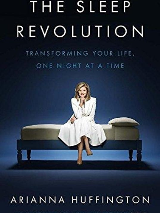 Arianna Huffington book