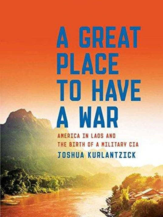 A Great Place War book