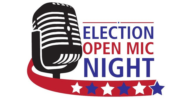 Wausau Daily Herald and the Wausau Region Chamber of Commerce will host the area's first Election Open Mic Night, a casual candidate forum.