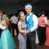 St. Mary's Springs' students celebrated their 2015 prom with dinner, mass, and a dance at Whispering Springs Golf Club on Saturday, April 25, 2015