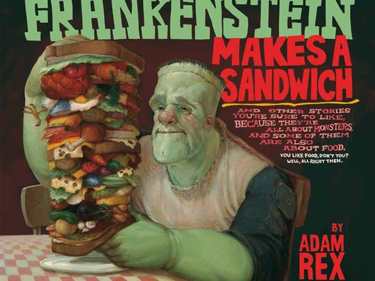 "Rex's ""Frankenstein Makes a Sandwich"" was a ""New York"