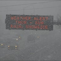 ADOT to winter drivers: Slow down
