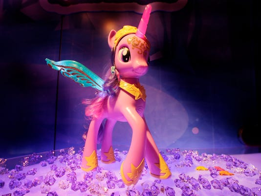 AP EARNS HASBRO F FILE USA NY