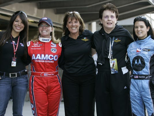 AP IRL WOMANS VIEW AUTO RACING S FILE USA IN