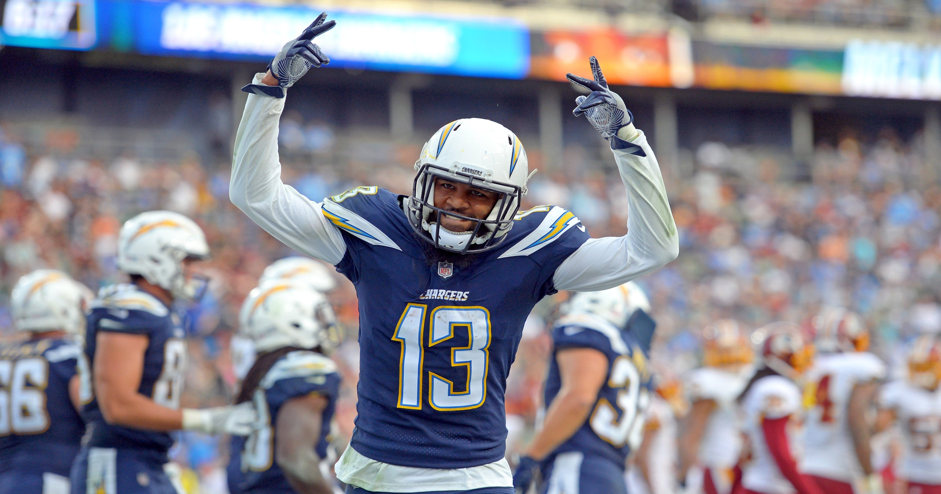 ab3e8f6e0 Jolting the Bolts: How the Chargers saved their season after 0-4 start