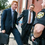 Ex-PSU coach McQueary testifies ban was 'wrong'