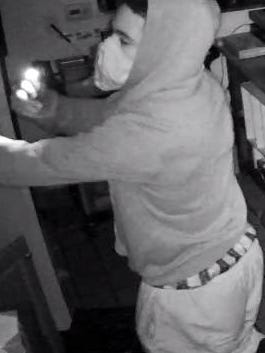 Authorities were looking for two people suspected of burglarizing an Agoura Hills business last week.