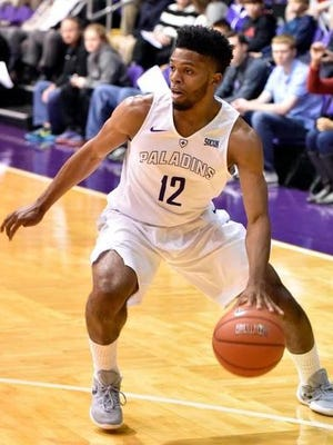 Furman junior Devin Sibley averaged more than 12 points per game last season.