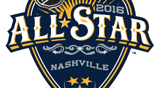 The Predators revealed the 2016 NHL All-Star logo at the Music City Sports Festival Saturday.