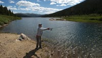 A multi-year plan to restore the greenback cutthroat trout to the area above Long Draw Reservoir is the largest such project in Colorado history.