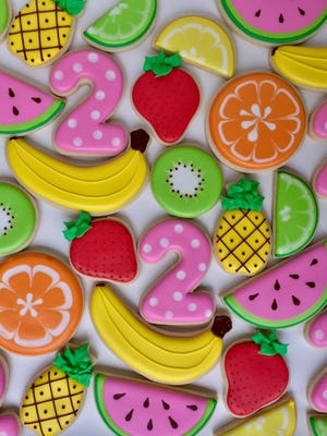 Join us on August 16th for a cookie decorating class.