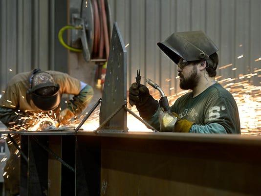 1 ADF welders