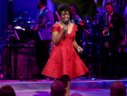 Singer Gladys Knight performs onstage during the VH1