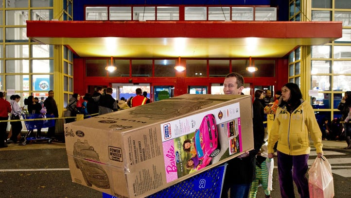 Who's going to suffer most from Toys R Us exit? Smaller toymakers