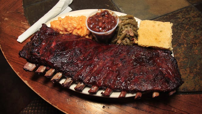 Ribs are in the mix at two new Indianapolis barbecue spots.
