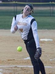 West Milford junior softball standout Jess Perucki