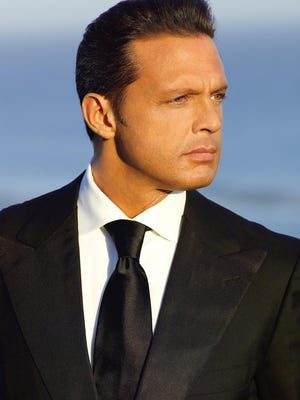 """Singer Luis Miguel was 11 years old when his first album, """"Un Sol,"""" was released."""
