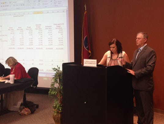 Commission Passes Budget Funding For Payroll System