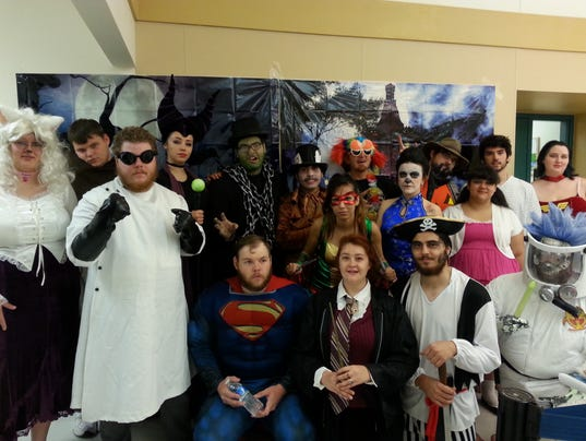 DACC Haunted-House