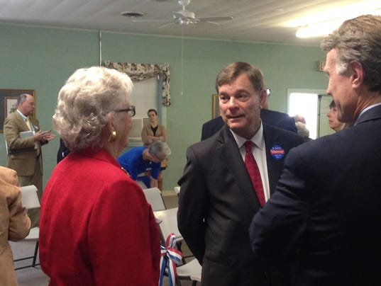 Woman's Club of Accomack County Candidates' forum
