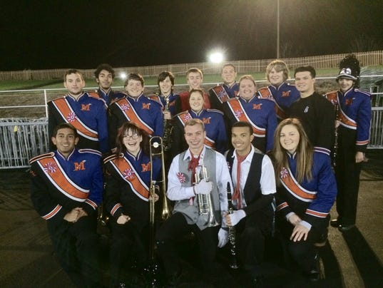 Marching Bolt Seniors